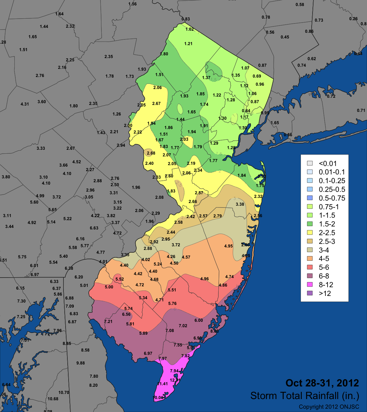 Office of the New Jersey State Climatologist